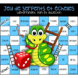 Serpents et échelles GN