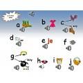 E Les lettres de l'alphabet 2-powerpoint