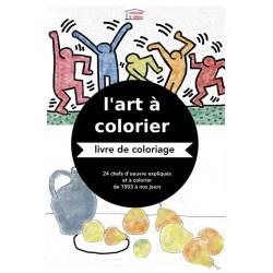 L'art à colorier