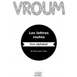Lettres route