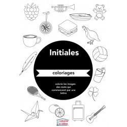 Coloriage sons initiaux et images