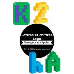 Lettres et chiffres Lego