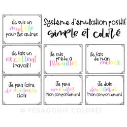 Système d'émulation SIMPLE & COLORÉ