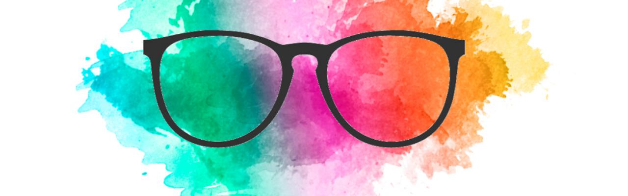 La prof à lunettes