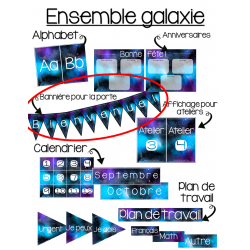 Bannière - Galaxie