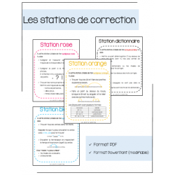 Stations de correction