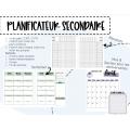 2021-2022 Planificateur secondaire