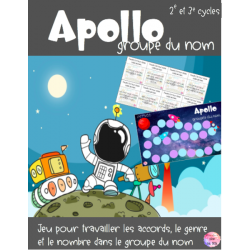 Apollo groupe du nom