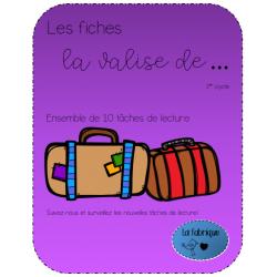La valise de ... (fiches de lecture)
