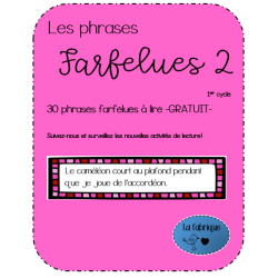 Les phrases farfelues 2
