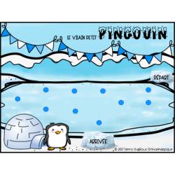 Le vilain petit pingouin - jeu de lecture