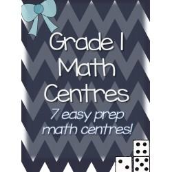 Ensemble Centres de Mathématiques - Première Année