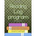 Programme Journal de Lecture (Voyage de Lecture)