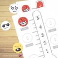 Thermomètre des émotions en Anglais