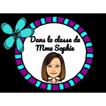 Dans la classe de Mme Sophie