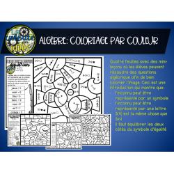 Coloriage par expression algébrique