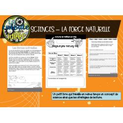 Sciences: Les forces naturelles