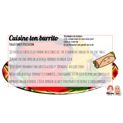 Burrito- 2 Stratégies lecture! 24x (2e-3e cycles)
