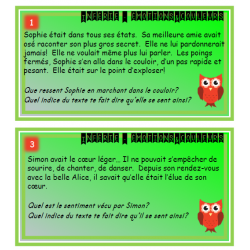 Stratégie inférences (émotions&couleurs)