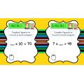 Multipli A, x 3e année, (série Calculo)