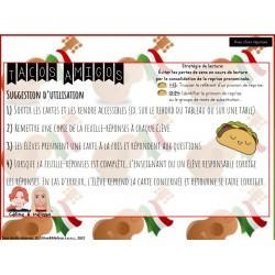 Tacos Amigos! -stratégie de lecture