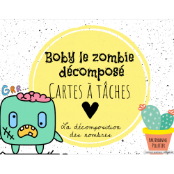 Boby le zombie décomposé