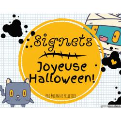 Signet Halloween