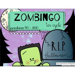 ZOMBINGO 50-100