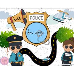 La police des sons