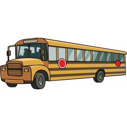 La peur de l'autobus scolaire
