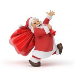 La peur du Père Noël