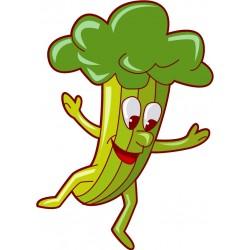 L'enfant et les légumes