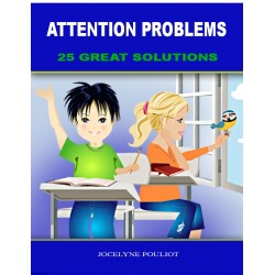 ATTENTION PROBLEM: 25 great solutions