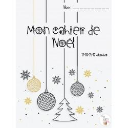 Cahier de Noël - 2e année