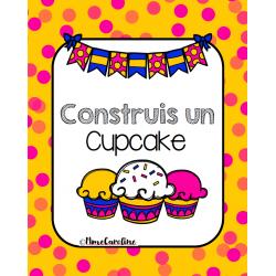 Construis un cupcake