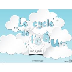 Projet de sciences: cycle de l'eau