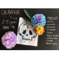 Calaveras - Arts plastiques 2-3e cycles
