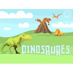 Recherche sur les dinosaures