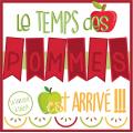 Ensemble thématique - Pomme