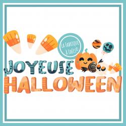 ensemble thématique - Halloween