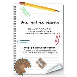 Comment préparer la rentrée scolaire (eBook)