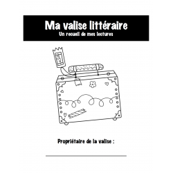 Valise littéraire : Fiches de lecture