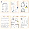 School supplies WORD GAMES