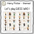 Let's play Guess Who with Harry Potter