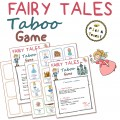 Fairy tales – TABOO game