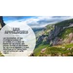 Affiches: 7 régions physiques du Canada
