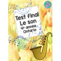 Le son : test final