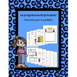 Programme IB (primaire) - Portfolio