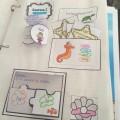 Cahier interactif - Grammaire