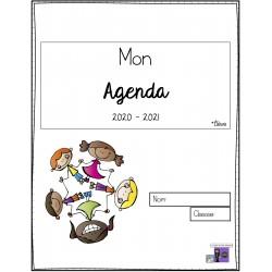 Agenda élève 2020 - 2021